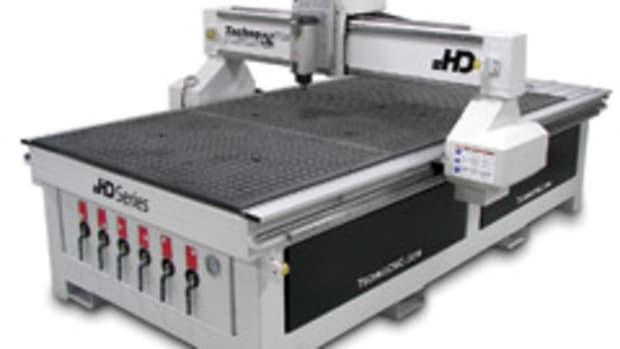 The new HD Series CNC router is revolutionary, durable and affordable, according to Techno CNC Routers.