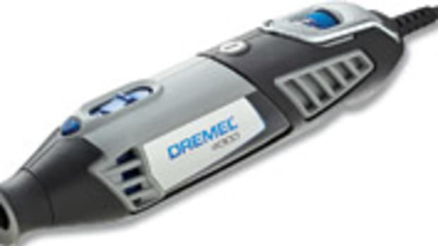 The Dremel 4000 rotary tool will be available in October.