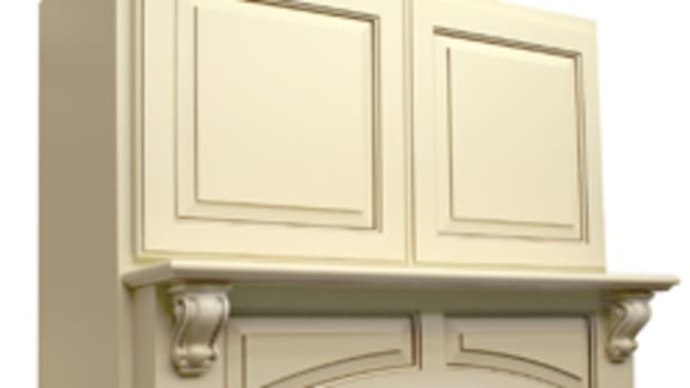 Keystone Wood Specialities offers a ready-to-assemble range hood. For information, visit www.keystonewood.com.