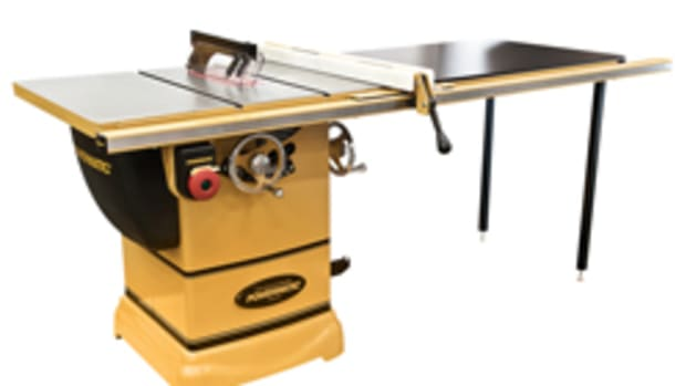 Powermatic's PM1000 table saw.