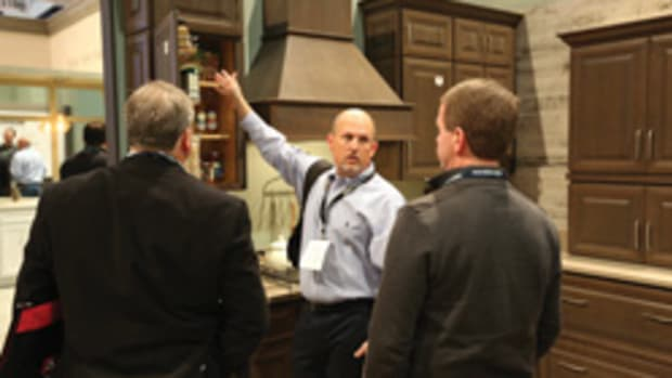 The 2015 KBIS drew 33,119 visitors and about 500 exhibitors.