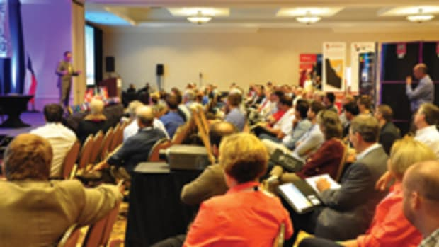 This year's AWI convention will mark 63 years of convention education and networking designed for architectural woodworkers.