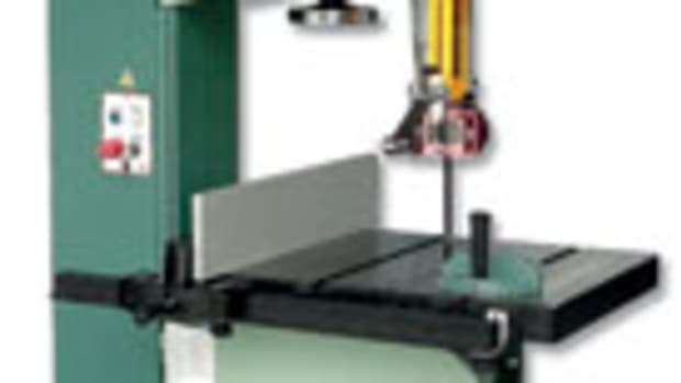 "General International's 22"" band saw, model 90-380 M1."