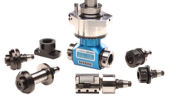 The various tooling adapters available to the Benz Solidfox system enable a quick and easy changeover at a lower cost.