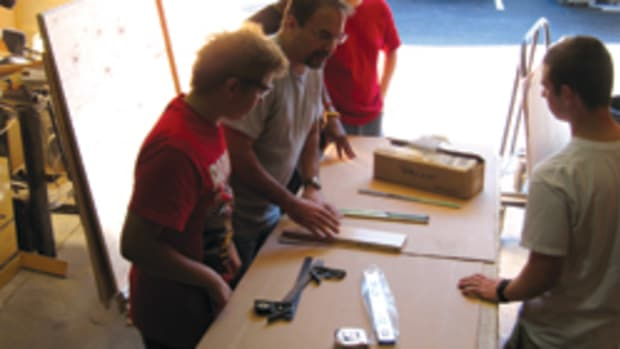 Community Workshop Opens In West Texas Woodshop News