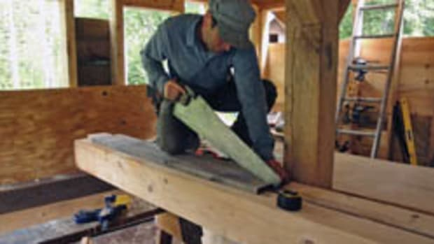 Kenneth Kortemeier, with a background in restoration carpentry, will be the primary instructor.