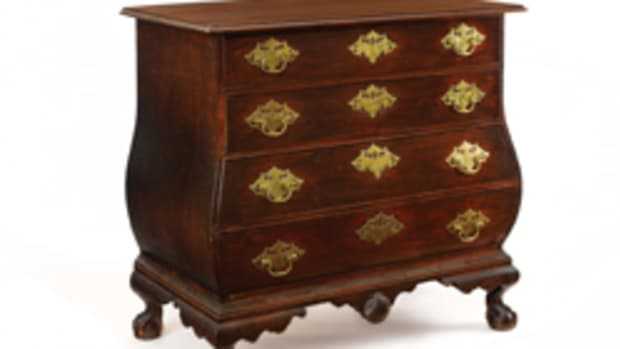 Gould's chest of drawers.