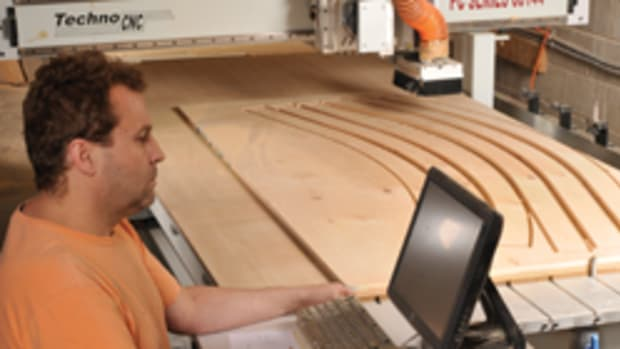 Edgebanding: Sources, new materials and more - Woodshop News