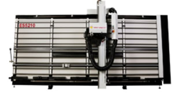 The 7-hp model ES5210 available from Safety Speed Mfg.