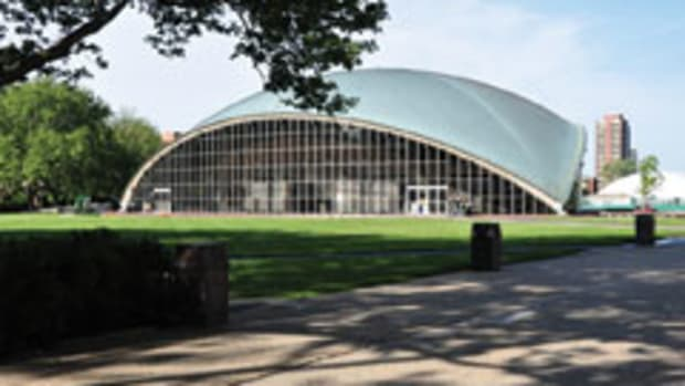 Kresge Auditorium on the campus of MIT will host The Furniture Society's 2010 conference June 16-19.
