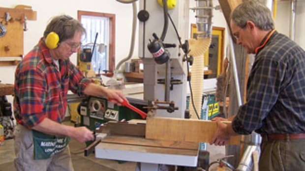 Resawing is one of two primary uses for a band saw, according to research by Delta.