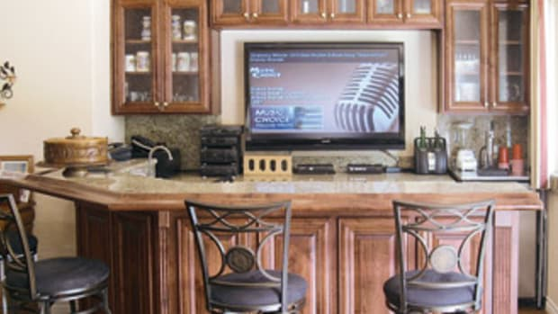 Cabinets by Charron supplies cabinetry and millwork to its Southern California market.