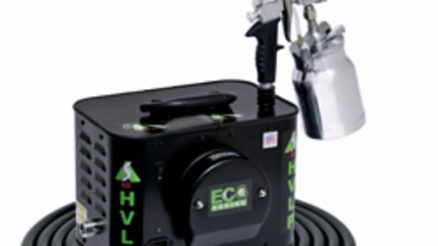 The Eco-5 system from Apollo Sprayers.