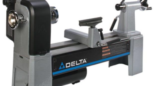 Delta's 46-460 midi-lathe