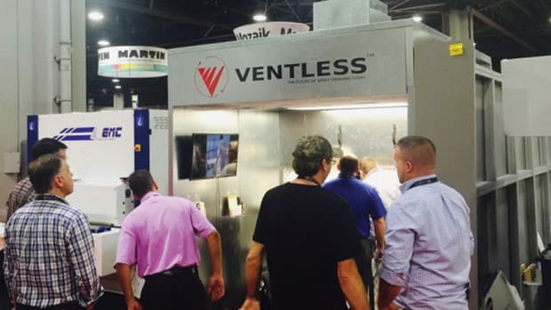 venteless-booth-at-trade-show