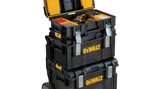 Photo of DeWalt Storage System Toolbox