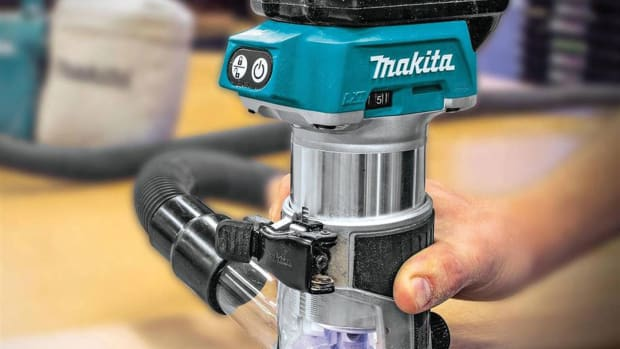 Makita Router Photo