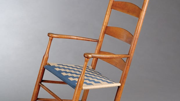 shaker-ladderback-arm-Rocking-Chair