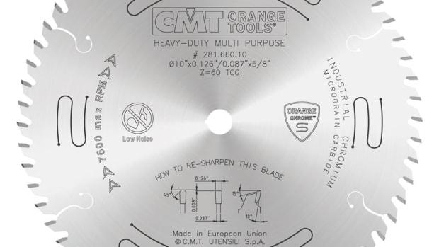 CMT-blade