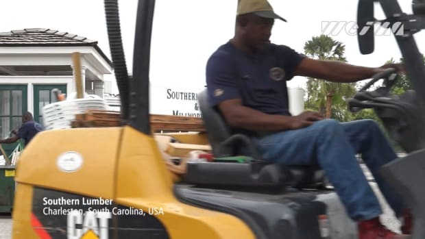 WLH Tiger 400 - Holzleisten und Bretter Southern Lumber