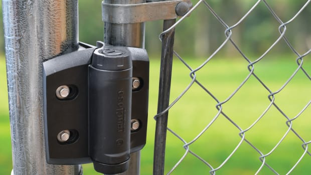 TruClose Heavy Duty Round 1S3 chain link