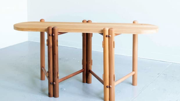 A)-Best-of-Show---Professional---Bohls-Collapsible-Table,-Joseph-Holmes
