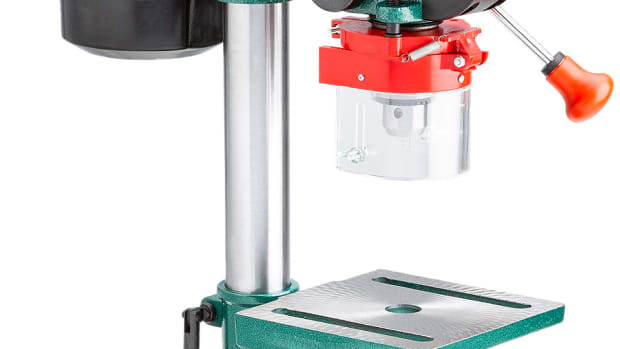 Grizzly drill press