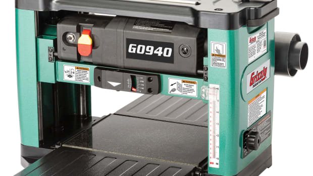 B)-Grizzly-planer-G0940