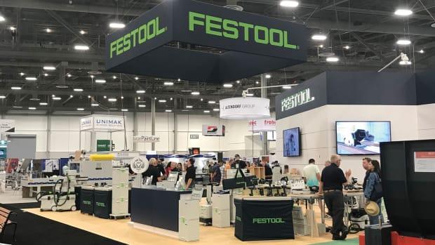 Festool-booth