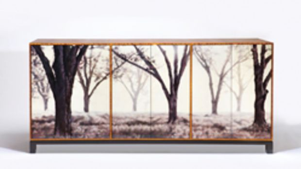 The collaborative work of Mark Larson and Dan Cramer, featured at Pritam and Eames.