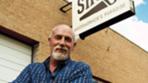Woodworker Danny Davis opened The Shop in Amarillo, Texas, to help members of his community embrace their passion for the trade.