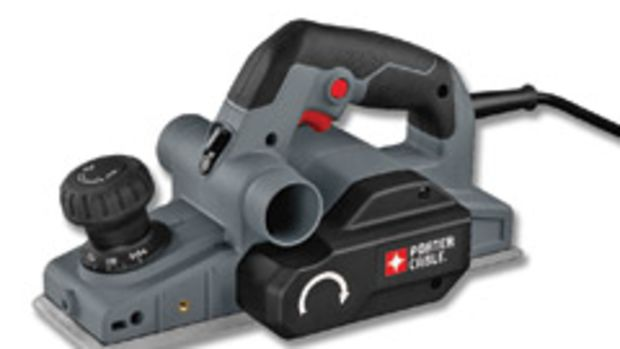 Porter-Cable's hand planer, model PC60THPK.