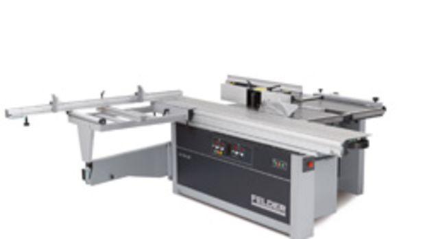 Felder's CF741SP combination machine.