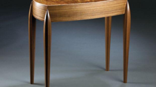 Rorschack's table by Judy Bonzi.