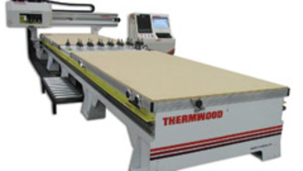 Thermwood's MTR 30DT CNC router.