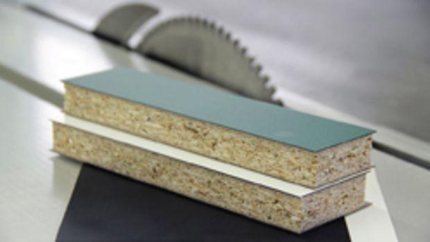 Leuco has a new spark-reducing saw blade.