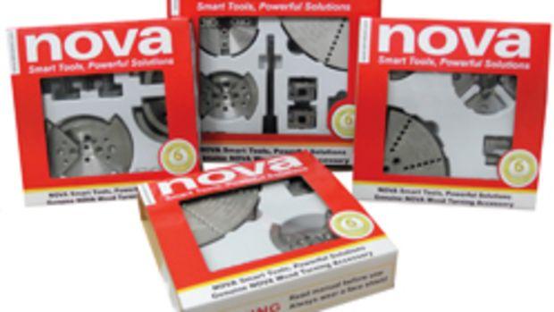 Nova offers four Chuck Accessory Bundles.