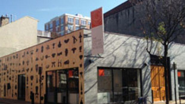 The Center for Art in Wood in Philadelphia.