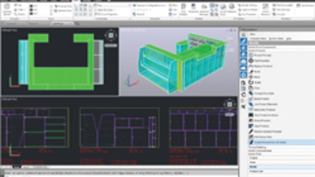 Microvellum's new software processes 3-D models into CNC-ready output.