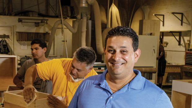 Robert Lardieri's shop shines in New Jersey