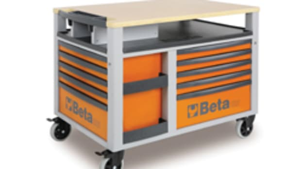 The C280 Super Trunk Trolley, available from Beta Tools.