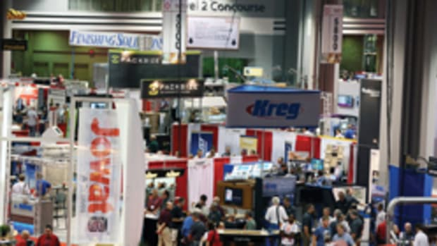 The 2014 International Woodworking Fair expects to have nearly 900 exhibitors and more than 1,000 products on display.