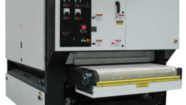 The 5300 Series is the heaviest machine that Minnesota-based Timesavers Inc. makes, and each machine is custom built to the exact needs of the customer.