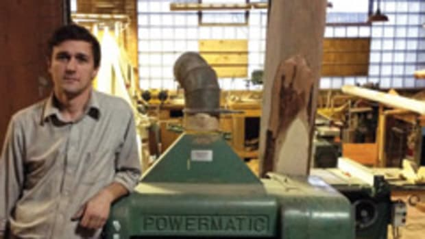 Peter Debelak opened Soulcraft Woodshop to give those with a shop of their own a chance to unleash their creativity.