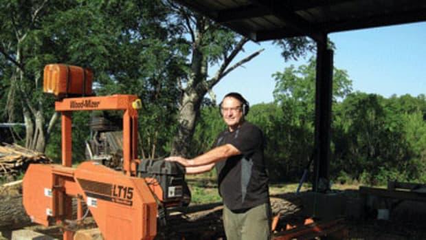 Hamsley Forestry LLC in Hawkinsville, Ga., won the manaual sawmill category.