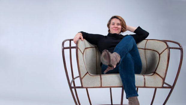 Vivian Beer will use the grant to create a mobile studio and a show from the resulting work.