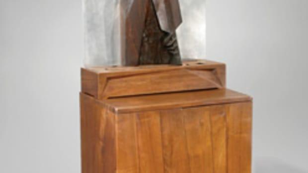 "Esherick's ""Pizzicato,"" made in 1931."