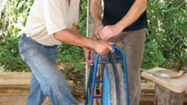 Boggs also teaches in the Puruvian Amazon.