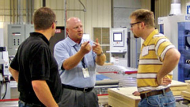 All 10 companies participating in NexGen 2010 have showrooms in the Carolinas.
