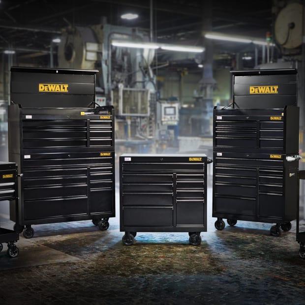 DeWalt Metal_Storage